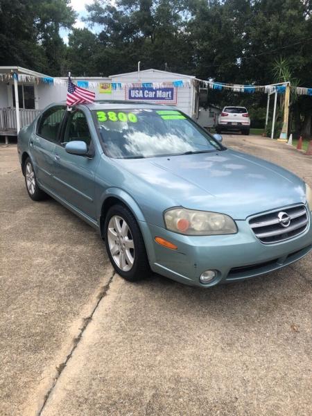 Nissan Maxima 2002 price $3,800