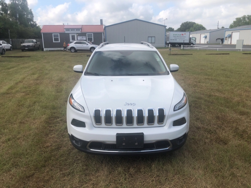 JEEP CHEROKEE 2015 price $11,999