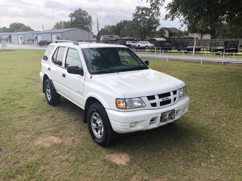 ISUZU RODEO 2003 price $4,499
