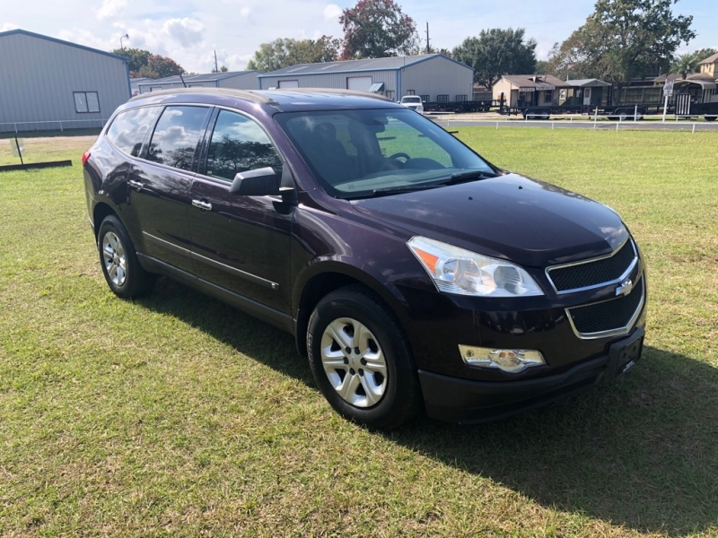 CHEVROLET TRAVERSE 2010 price $5,999