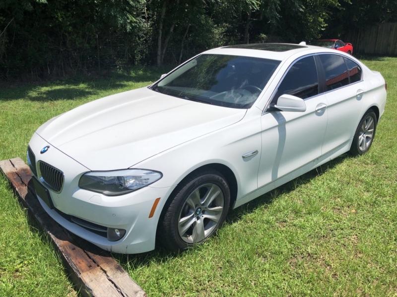 BMW 5 SERIES 2013 price $13,499