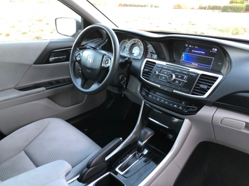 Honda Accord Sedan 2017 price $16,900