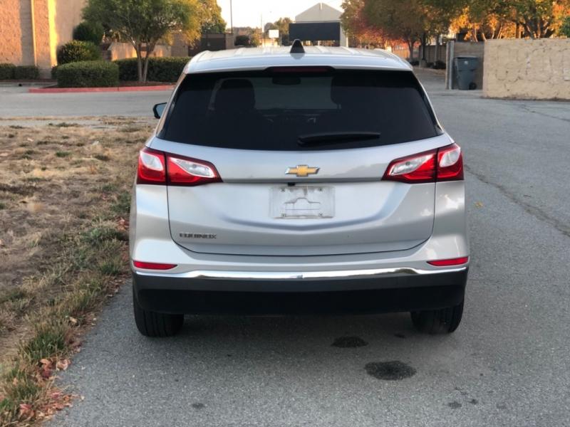 Chevrolet Equinox 2018 price $14,999