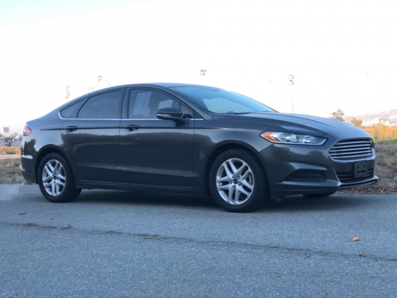Ford Fusion 2016 price $12,999