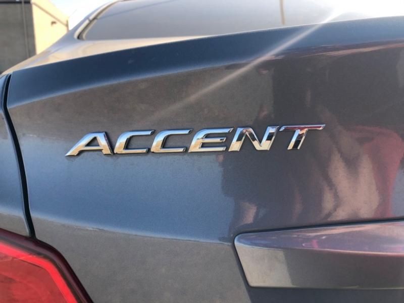 Hyundai Accent 2017 price $10,900