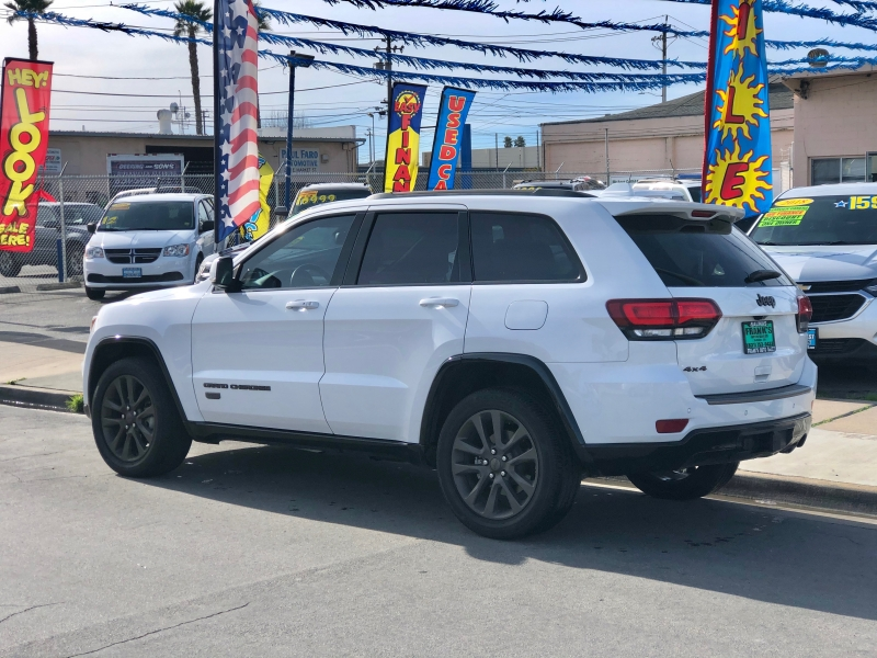 Jeep Grand Cherokee 2016 price $28,499