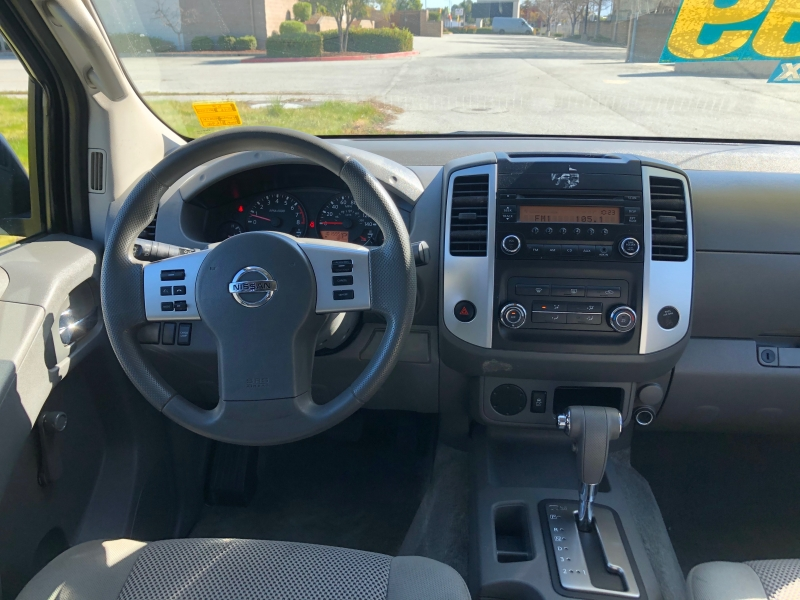 Nissan Frontier 2016 price $14,999