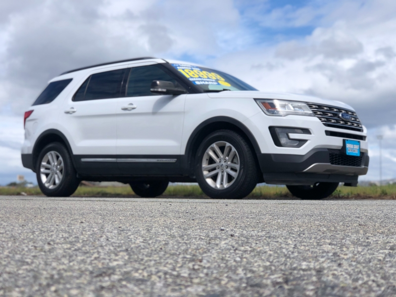 Ford Explorer 2016 price $17,999