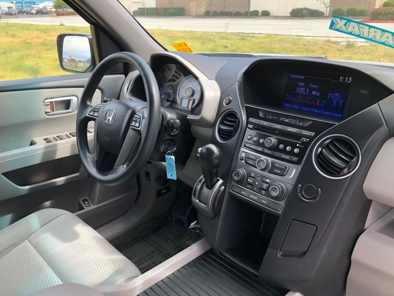 Honda Pilot 2014 price $15,999