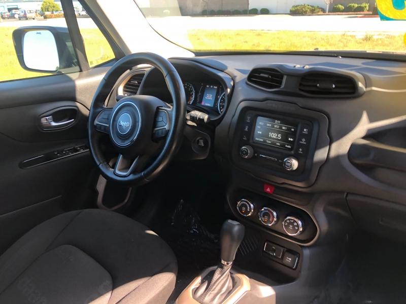 Jeep Renegade 2017 price $12,999