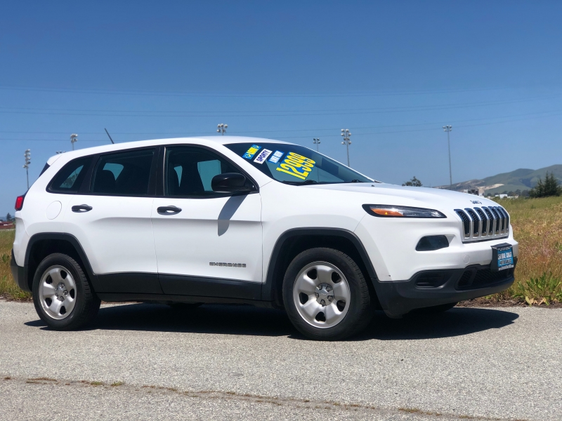 Jeep Cherokee 2014 price $12,999