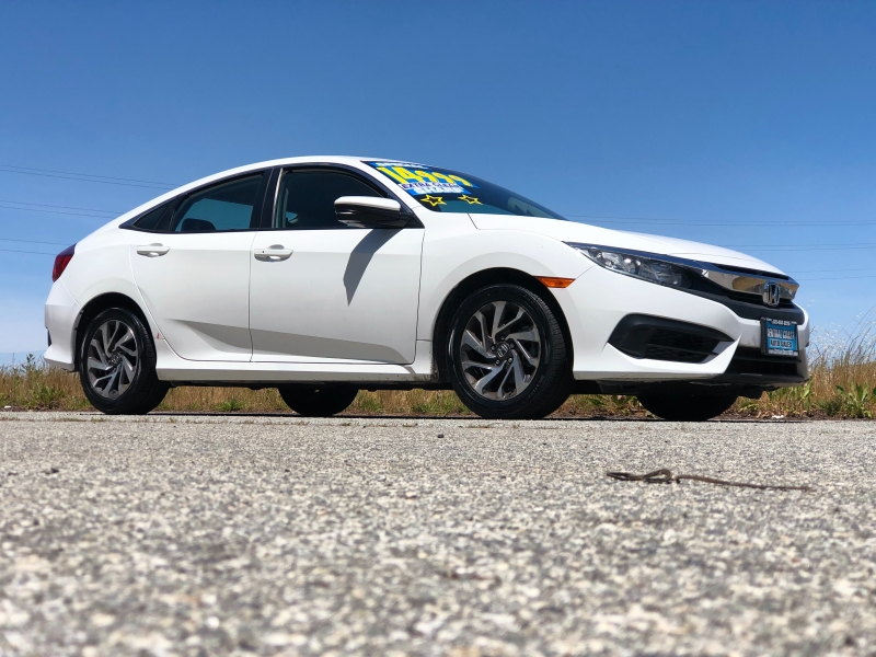 Honda Civic Sedan 2016 price $14,999
