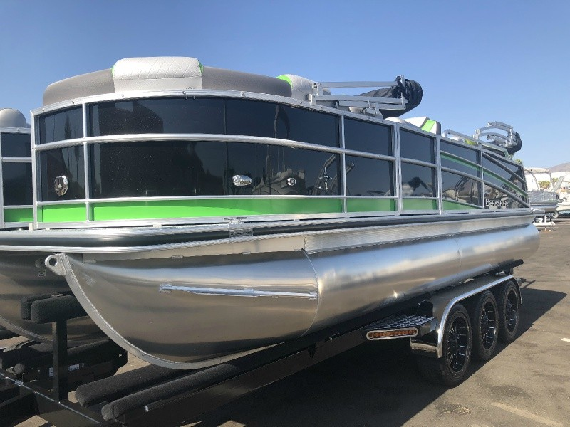 2019 BERKSHIRE 25 SLX 3.0 SUPER SPORT