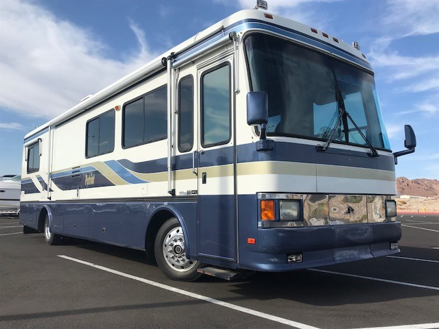 1996 BEAVER PATRIOT 37 TRENTON