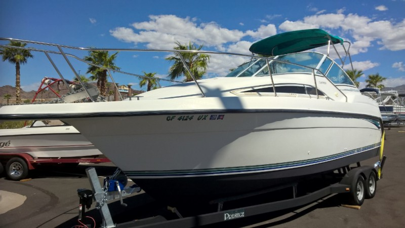 2000 Carver Boats 250 Express