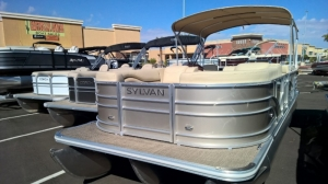 Sylvan Mirage 8522 Cruise 2019
