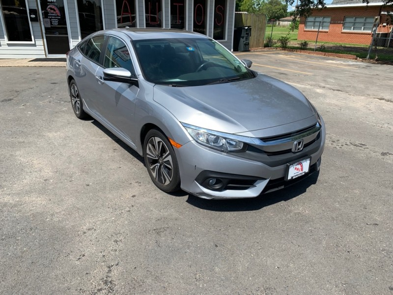 HONDA CIVIC 2017 price $15,900