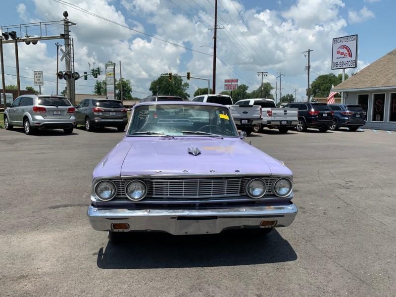 FORD FAIRLANE 500 1964 price $4,900