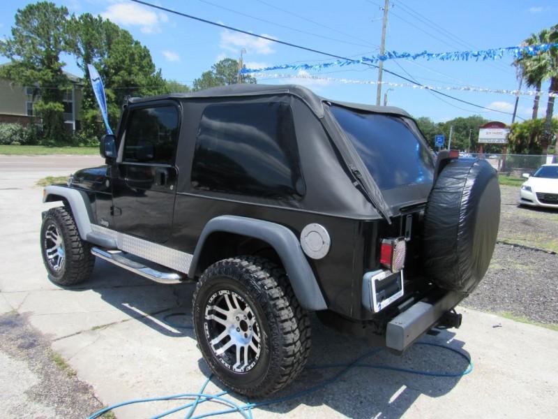 JEEP WRANGLER/TJ/LJ 2004 price $11,995