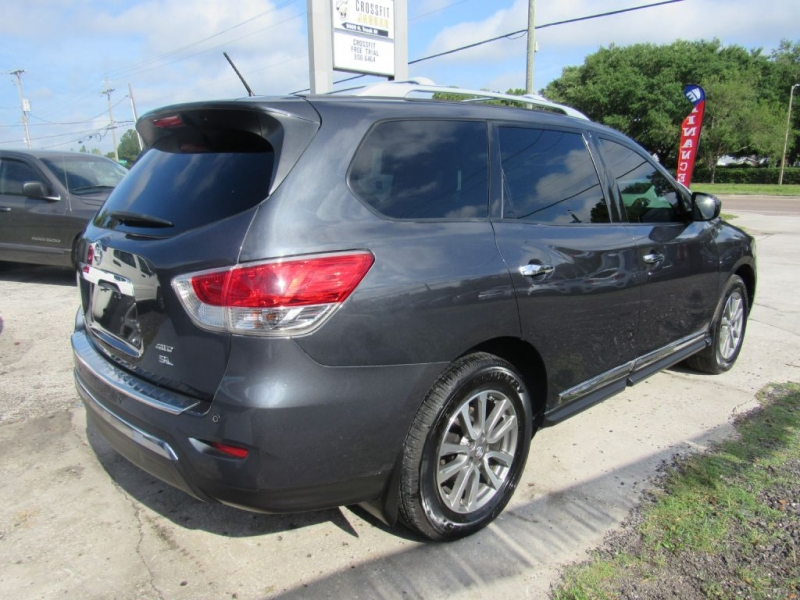 NISSAN PATHFINDER 2014 price $17,695