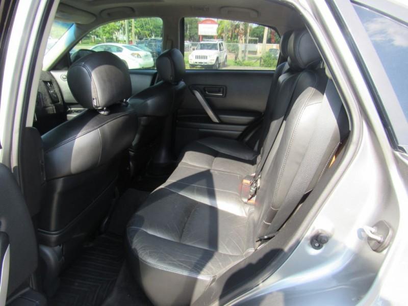 INFINITI FX45 2004 price $5,995