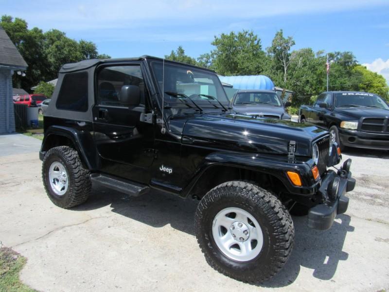 JEEP WRANGLER / TJ 2004 price $10,495