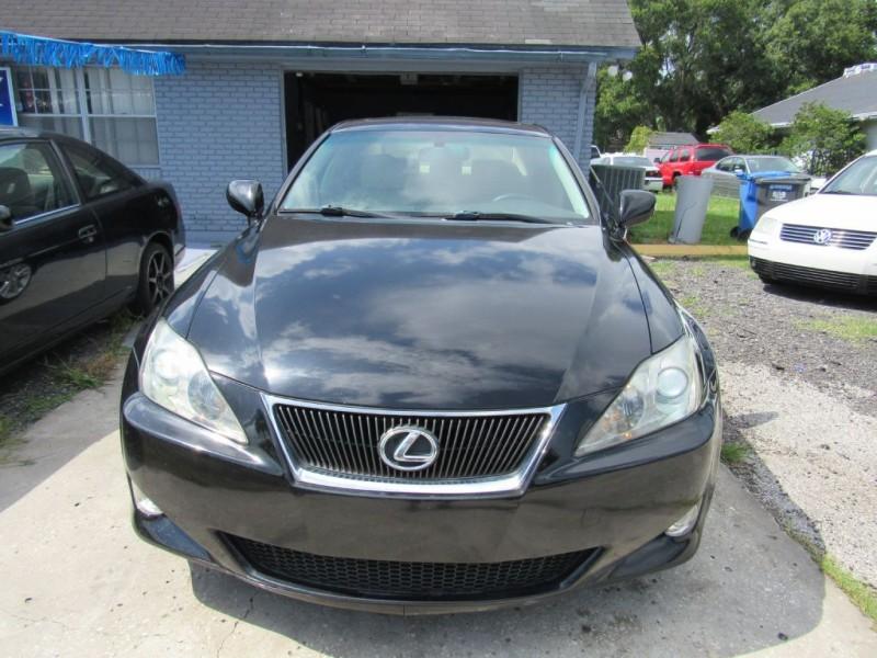 LEXUS IS 2007 price $5,495