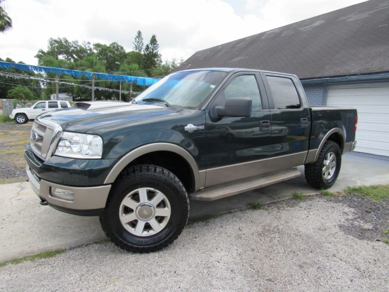 FORD F150 2005 price $10,995