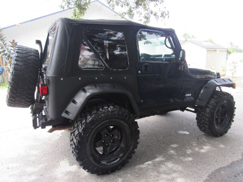 JEEP WRANGLER / TJ 2006 price $15,995