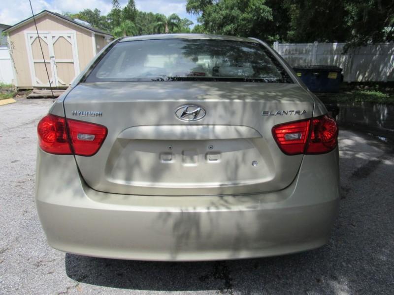 HYUNDAI ELANTRA 2007 price $3,495
