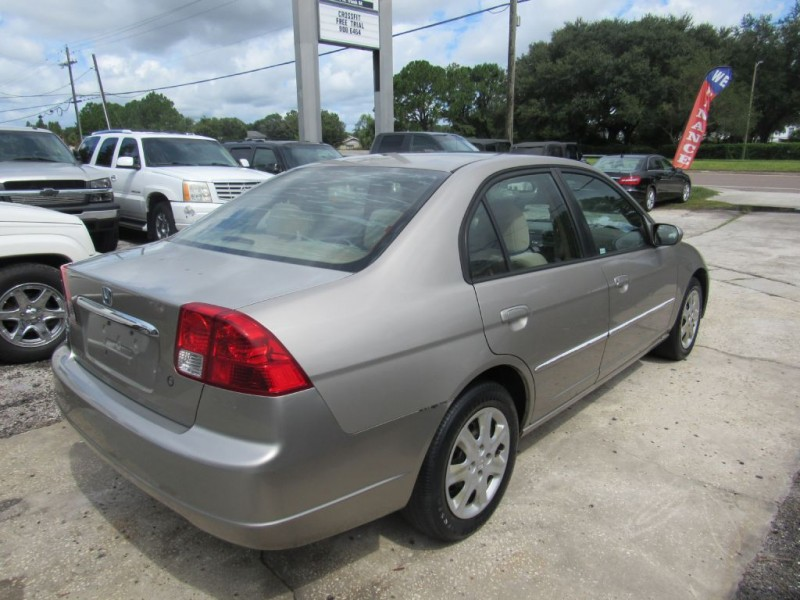 HONDA CIVIC 2003 price $3,495
