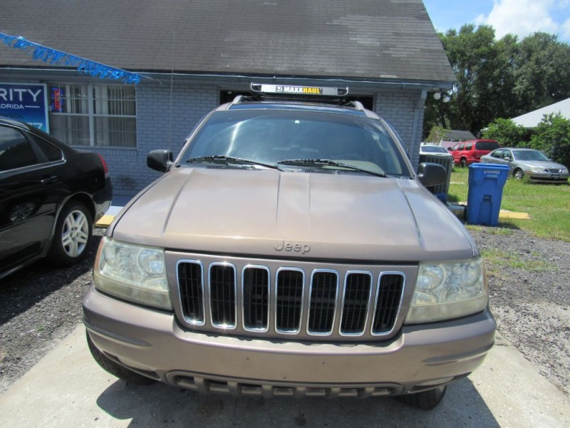 JEEP GRAND CHEROKEE 2002 price $4,995