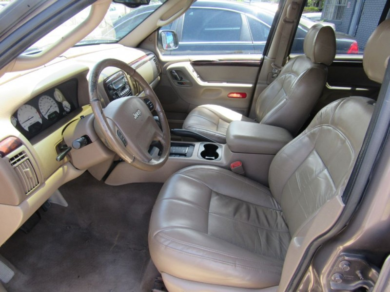 JEEP GRAND CHEROKEE 2002 price $4,495