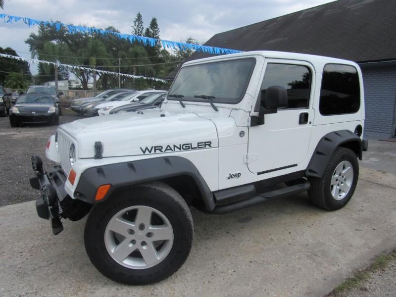 JEEP WRANGLER 2006 price $10,995