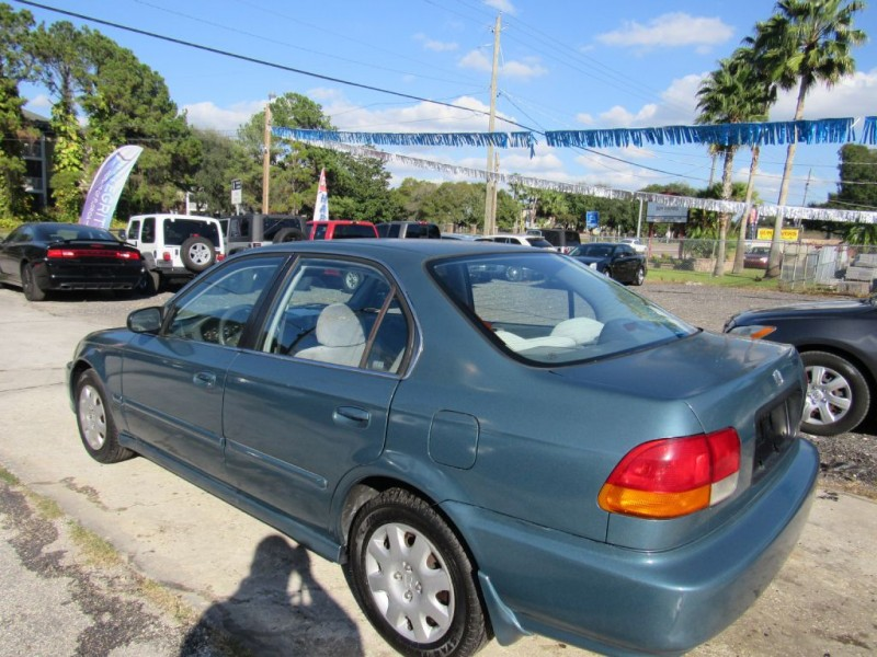 HONDA CIVIC 1998 price $2,491