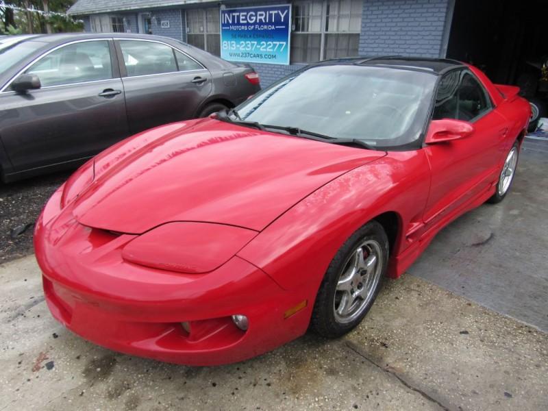 PONTIAC FIREBIRD 1999 price $1,500