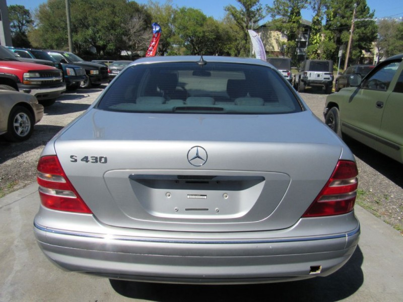 MERCEDES-BENZ S-CLASS 2001 price $2,995