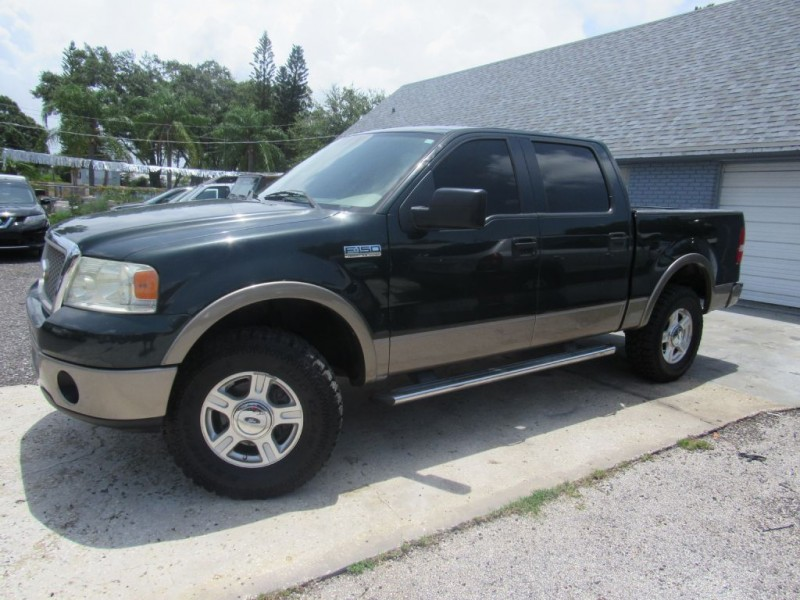 FORD F150 2006 price $7,795