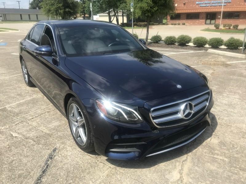 Mercedes-Benz E-Class 2017 price $27,500