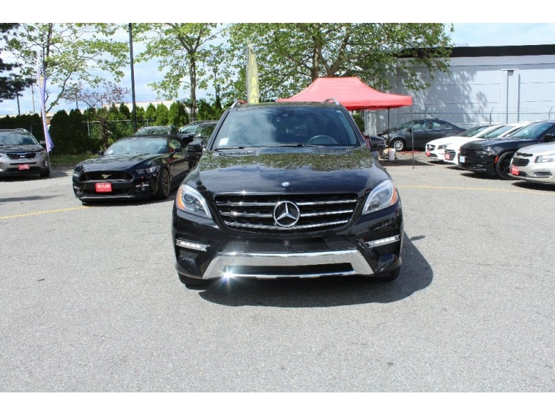 Mercedes-Benz ML350 2015 price $35,889