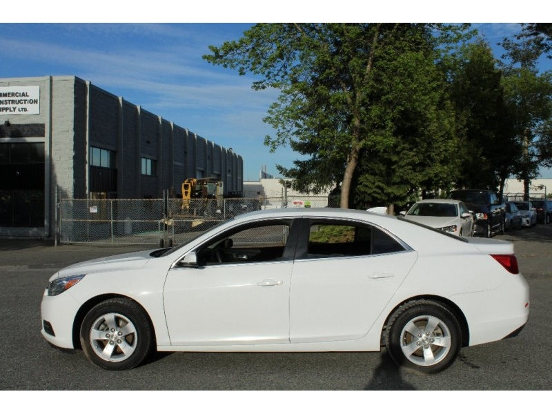 Chevrolet Malibu Limited 2016 price $14,889