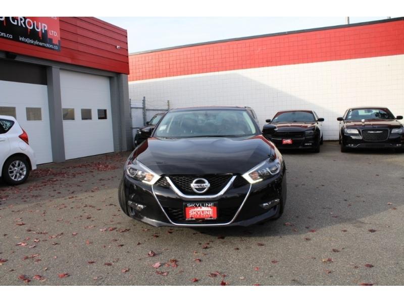 Nissan Maxima 2018 price $25,889