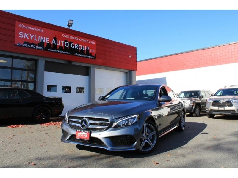 Mercedes-Benz C-Class 2018 price $38,889