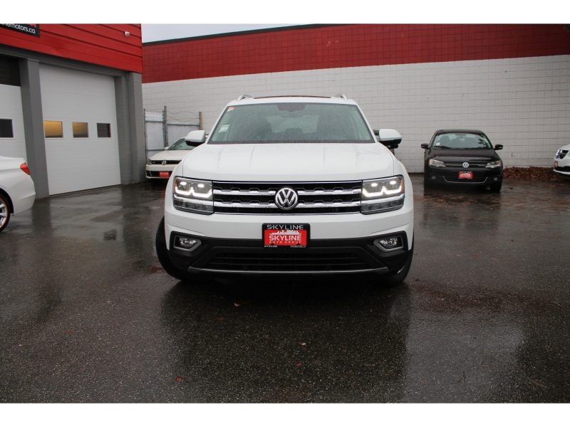 Volkswagen Atlas 2019 price $39,889