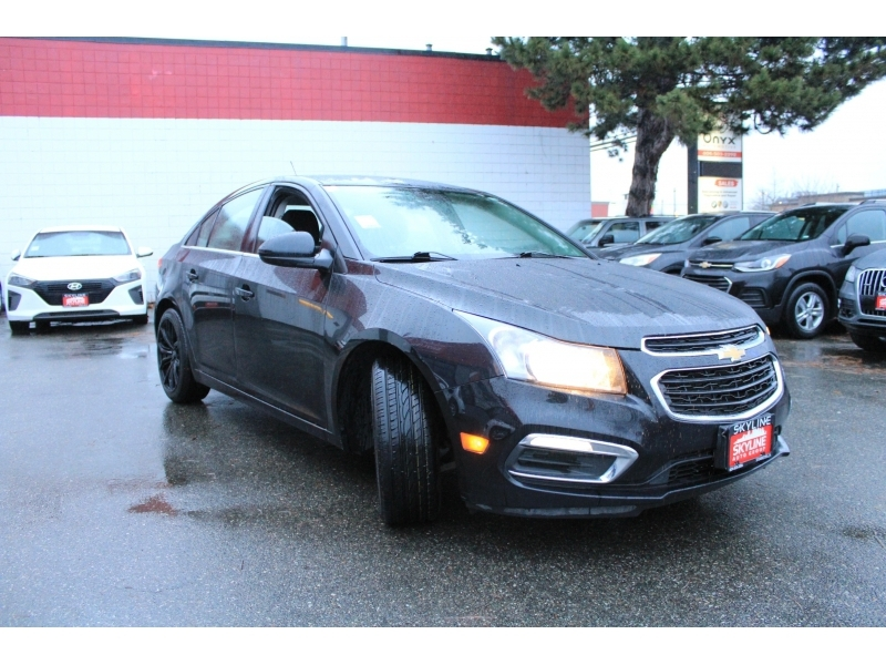 Chevrolet Cruze Limited 2016 price $12,889