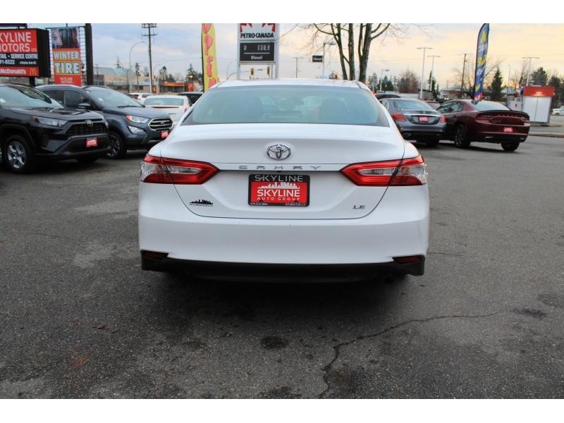 Toyota Camry 2018 price $22,889