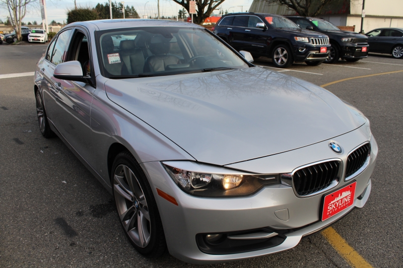 BMW 3-Series 2014 price $16,889