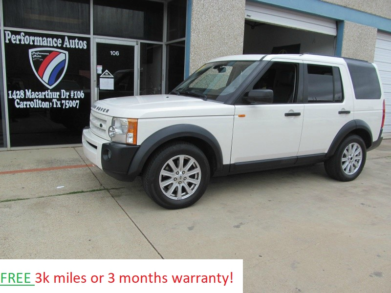 Land Rover LR3 2008 price $9,500