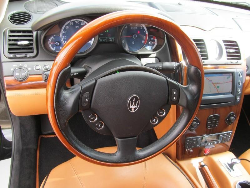 Maserati Quattroporte 2006 price $15,995