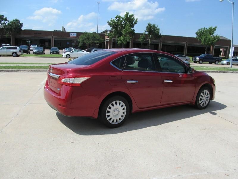Nissan Sentra 2014 price $6,000